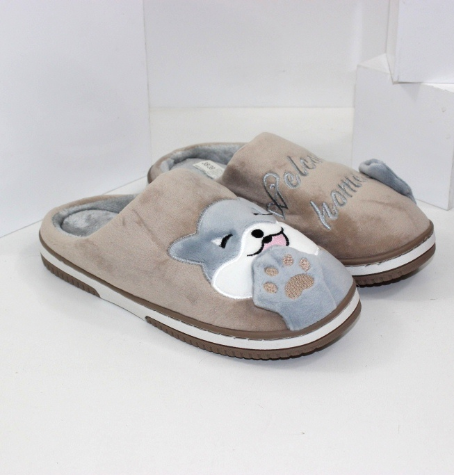 Купити тапочки жіночі на сайті взуття