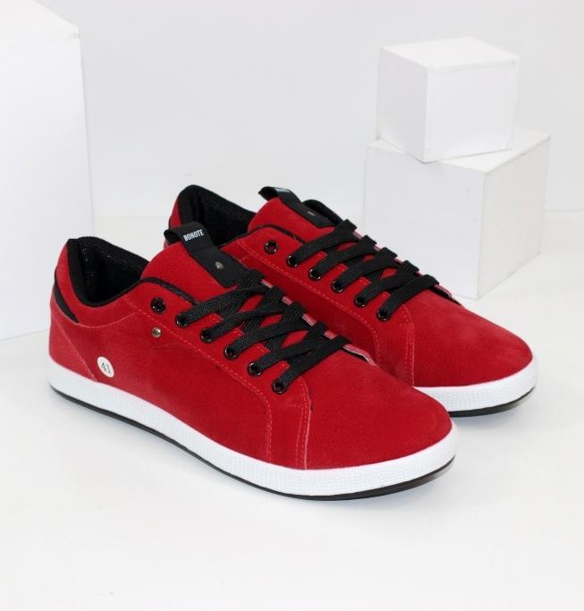 Красные мужские кроссовки купить онлайн
