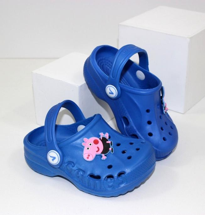 Кроксы с джорджом - купить детские босоножки для мальчика в интернет магазине розница
