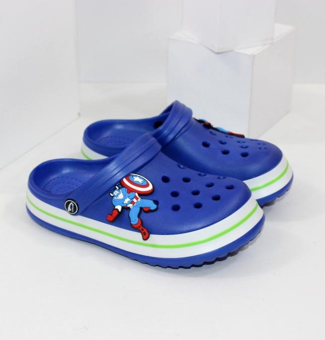 Крокси сабо дитячі для хлопчиків і дівчаток