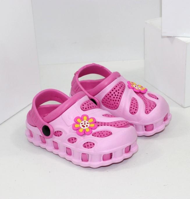Дитячі шльопанці, крокси, босоніжки - найкраща дитяча взуття тут!