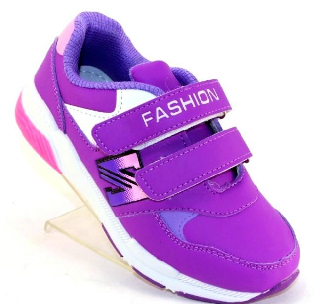 Кроссовки для девочки на осень 603-5 - купить в магазин кроссовки девочек по распродаже