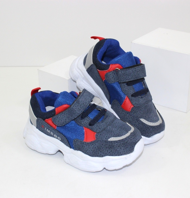 Кроссовки для мальчика KJ70-2B - купить кроссовки для мальчика по расспродаже
