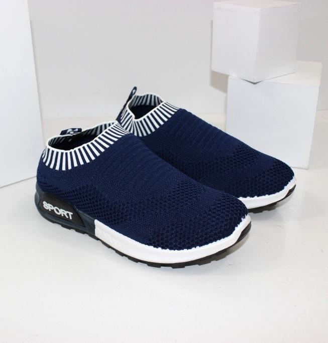 Слипоны для мальчика на лето GA12-3 - купить в интернет магазине кроссовок с доставкой