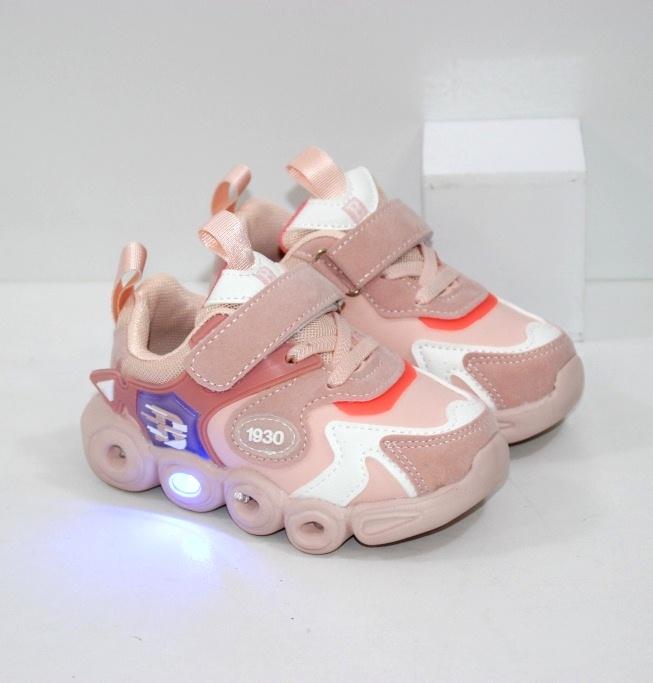 Купить недорого детские кроссовки с фонариками для девочек размеры 21 22 23 24 25 26 27