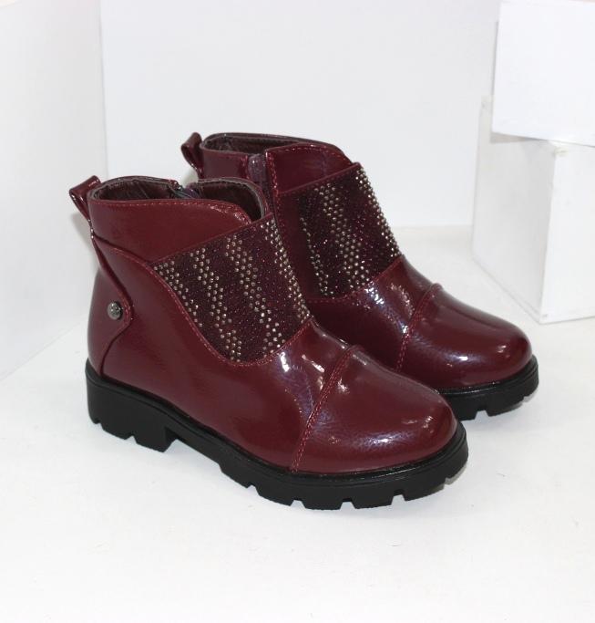 Лакові черевики для дівчаток розміри 26, 27, 28, 29, 30, 31