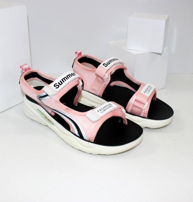 Спортивные женские босоножки на сайте обуви Городок
