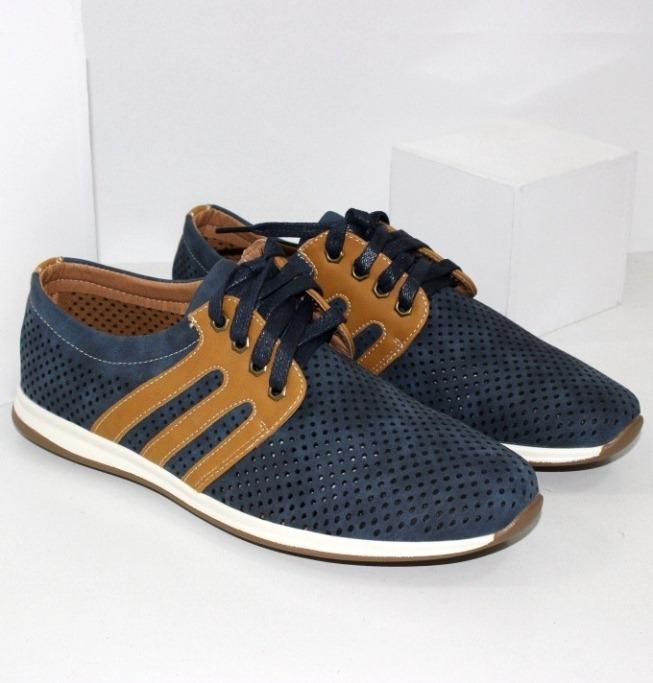 Летние мужские туфли купить в недорогом интернет магазине