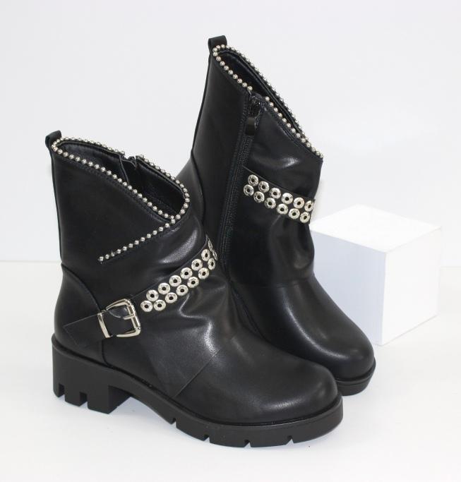 Стильные, молодежные ботинки A-337 - ботинки по скидке купить на сайте обуви