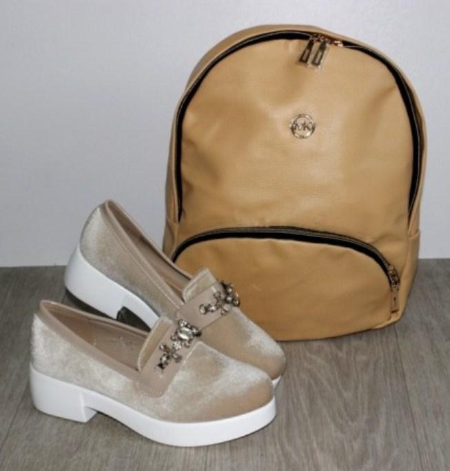 Туфли женские на низком каблуке дешево