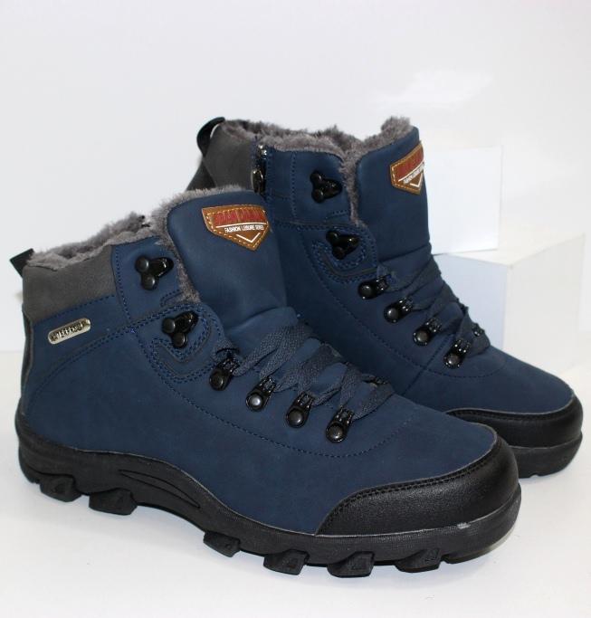 Зимові чоловічі ботинки  в інтернет магазині