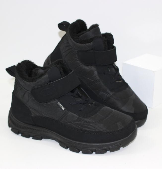 Мужские ботинки зимние - удобная и доступная обувь