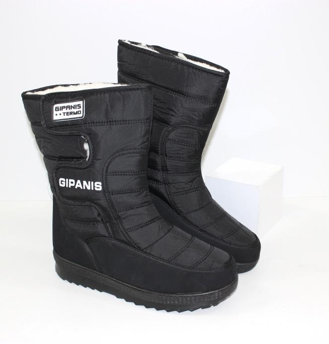 Зимние, мужские  сапоги дутики купить дешево в интернет магазине, недорогая обувь