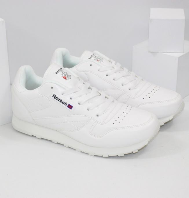 Кросівки білі чоловічі 24-100-2 - купити недорого України в інтернет магазині