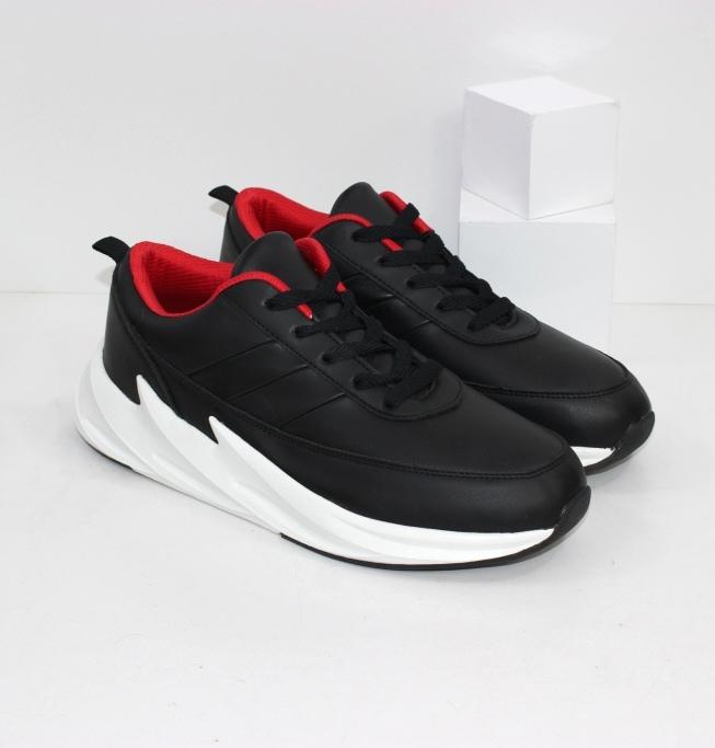Купить мужские кроссовки на белой полошве