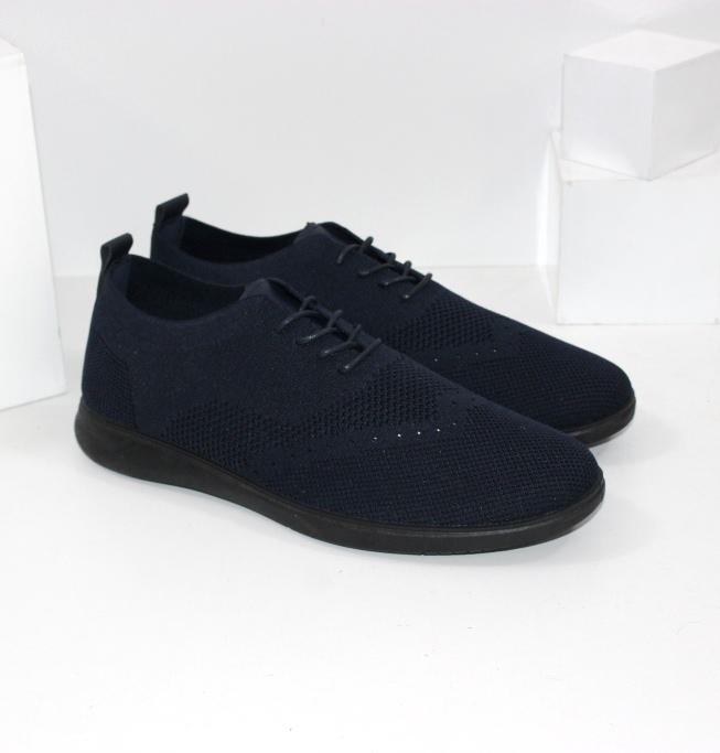 Текстильные мужские кроссовки 9D606B - купить недорого украина в интернет магазине