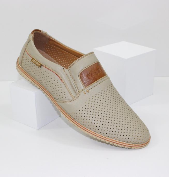 Пора купити літні туфлі чоловічі недорого в інтернет магазині в Україні з доставкою