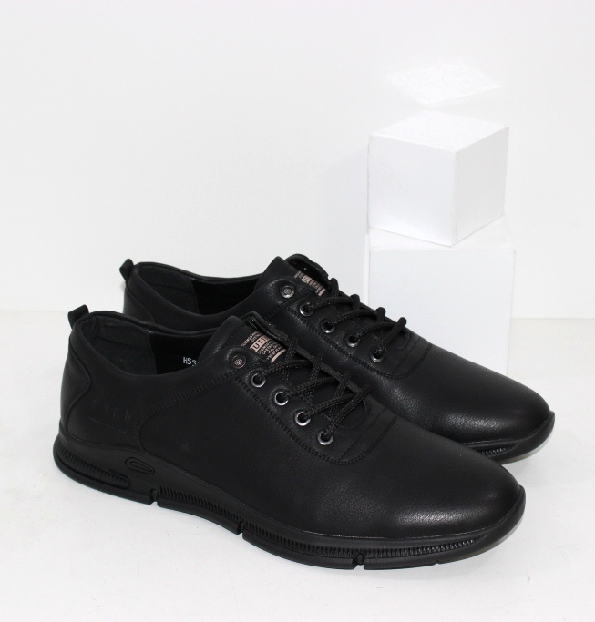 Качественные мужские туфли в стиле Casual