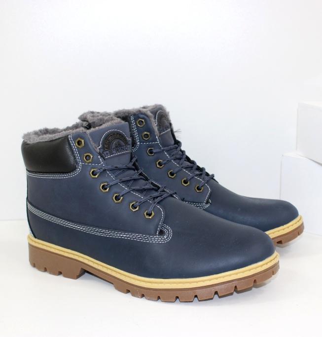 Зимние мужские ботинки - модная обувь недорого