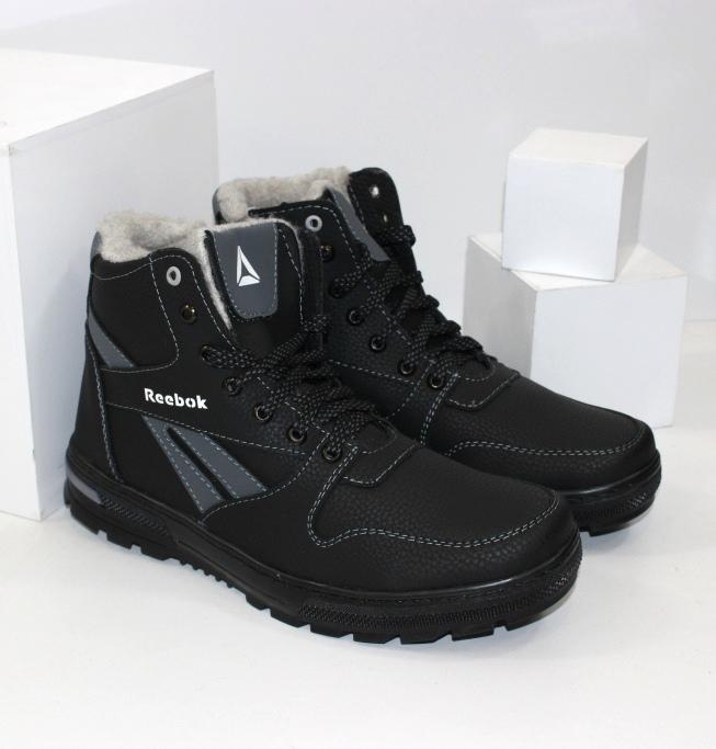 Зимові чоловічі черевики український виробник