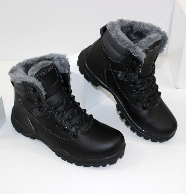 Купити чоловіче зимове взуття дешево в інтернет магазині, зимові ботинки чоловічі