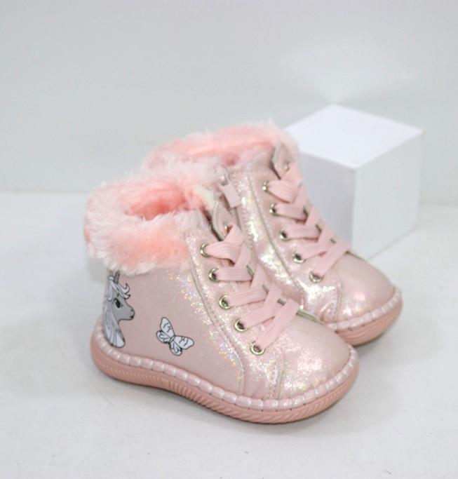 Купить розовые пинетки для девочек размеры 18 19 20 21