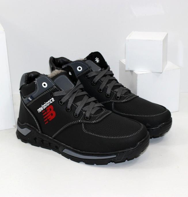Зимові черевики для хлопчиків підлітків з блискавкою