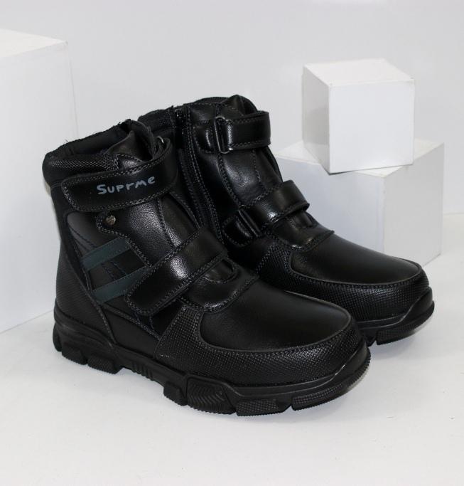 Надійні і практичні зимові черевики для хлопчиків підлітків
