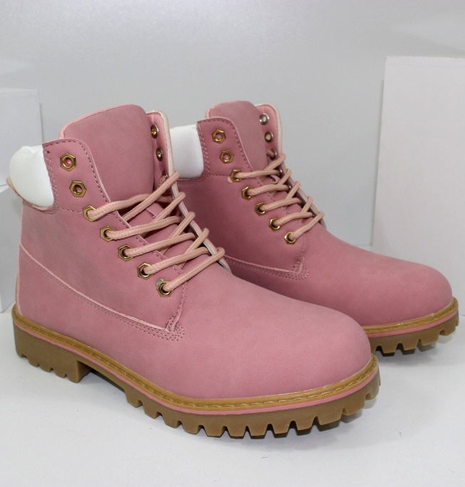 Женские зимние ботинке купить на сайте обуви Городок. Дропшоппинг