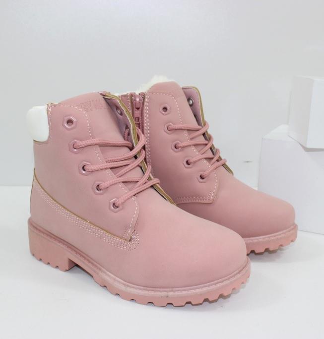Купить зимние детские ботинки для девочек в интернете в Днепре