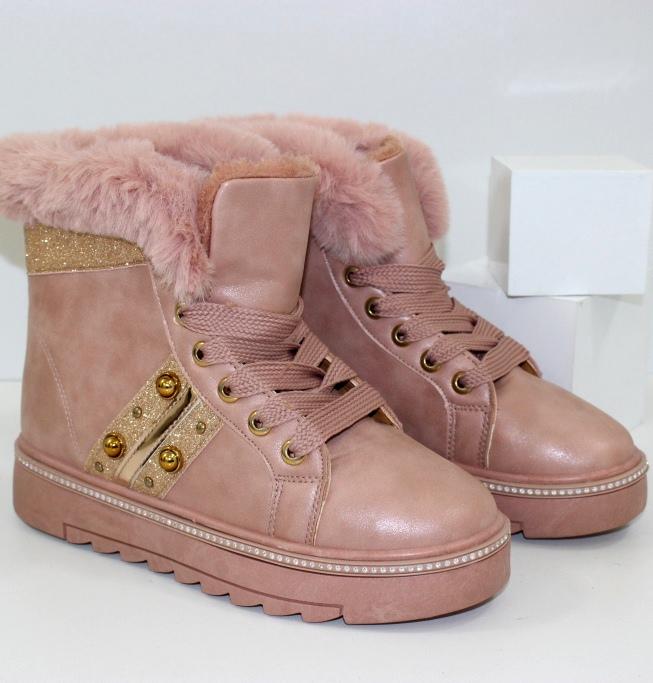 Ботинки женские зимние - стильные новинки! Дроп