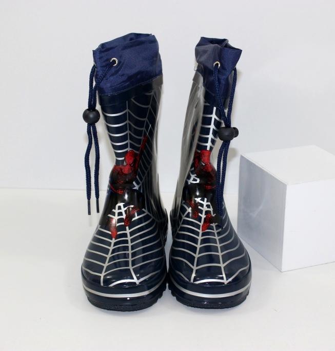 дитячі гумові чоботи для хлопчика