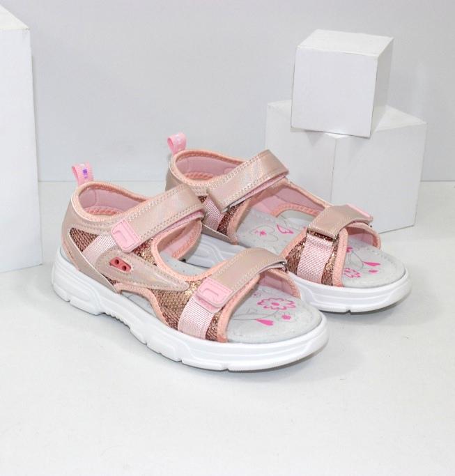 Босоніжки для дівчинки - наймодніші новинки тільки на сайті взуття Городок