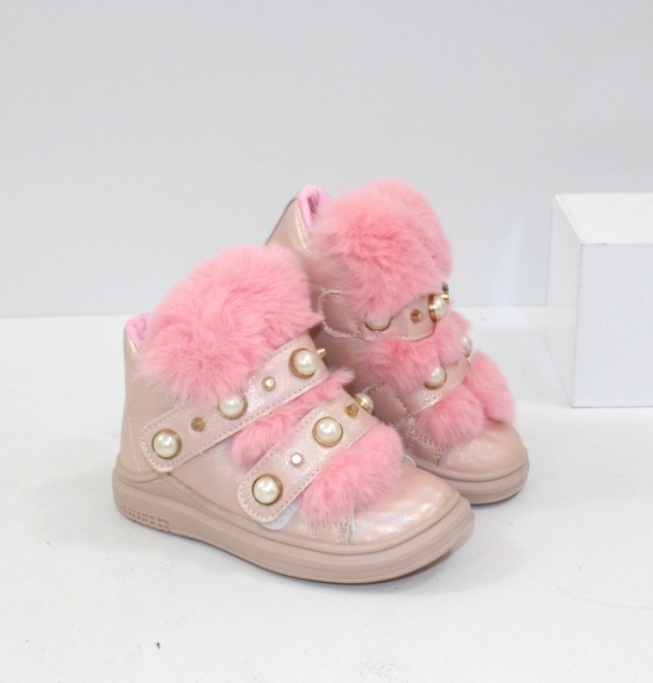 Купить демисезонные детские ботинки для девочек в интернете в Днепре