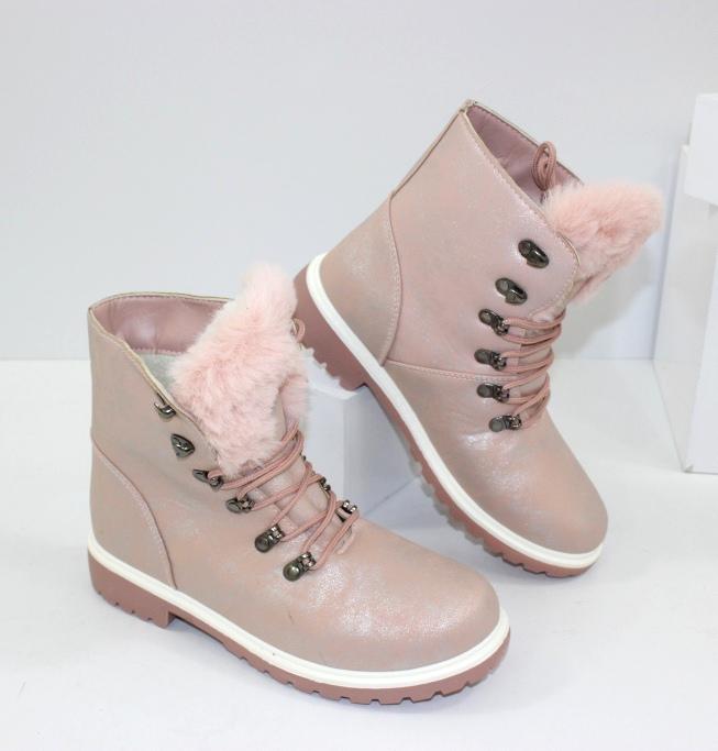 Модні зимові черевики TL02-2 купити в інтернеті