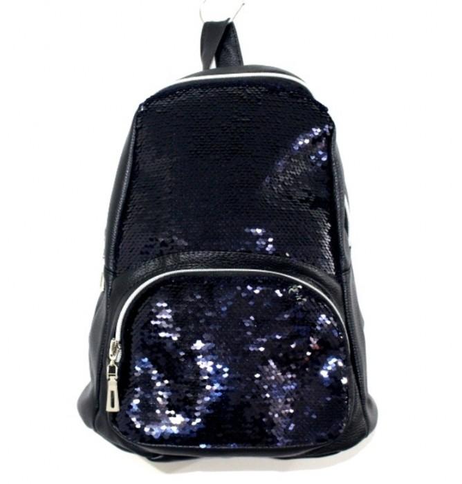 Рюкзак с двусторонними пайетками  купить в интернет магазине городок