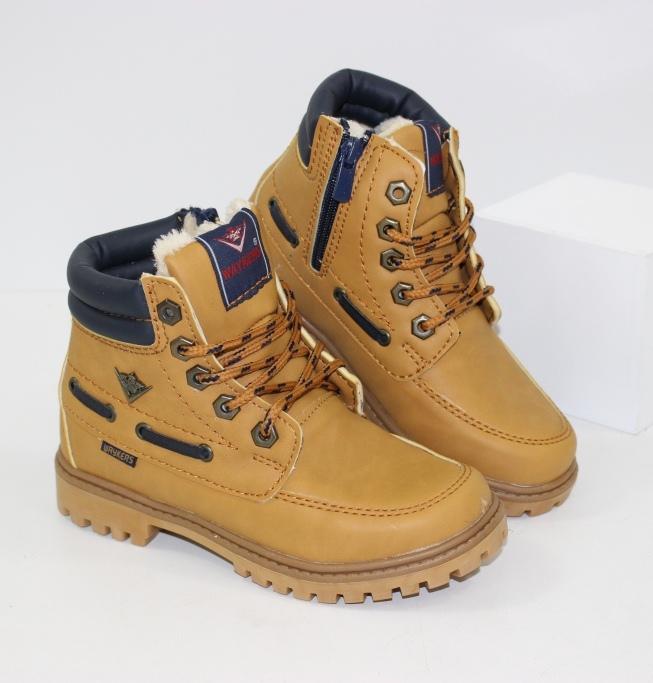 Купить на сайте не дорого ботинки зимние на мальчика