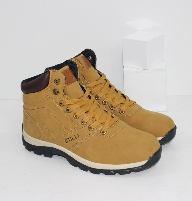 Купить мужские зимние ботинки спортивного типа