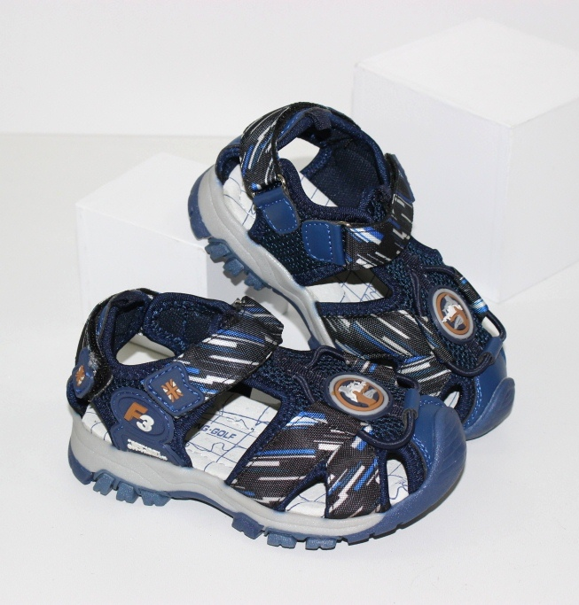 Босоножки для мальчишки 2866-17 - купить в магазине обуви для мальчиков