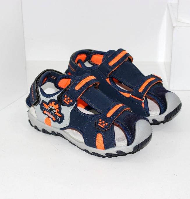 Спортивні сандалі для хлопчика розміри 21 22 23 24 25 26