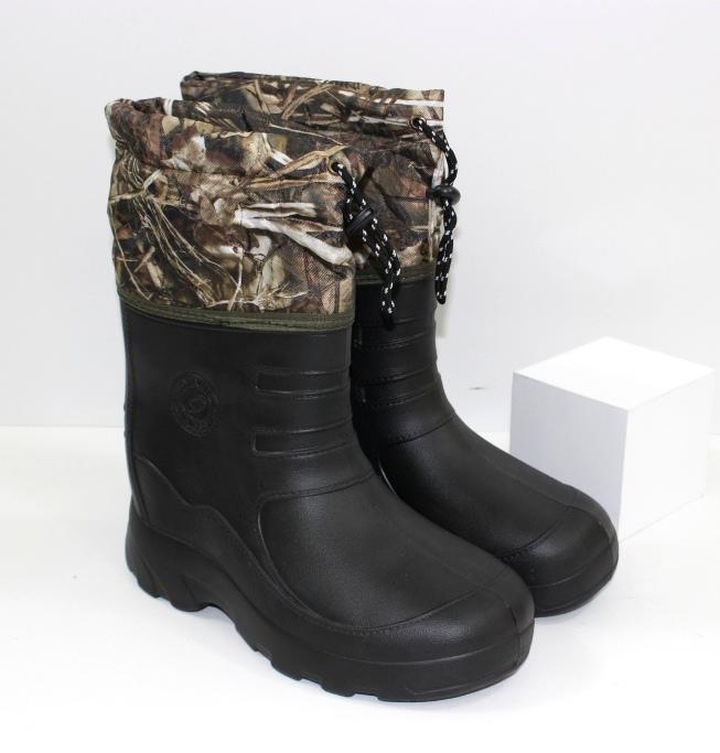 Зимние комфортные сапоги C-22 - купить зимняя обувь мужская в интернет магазине