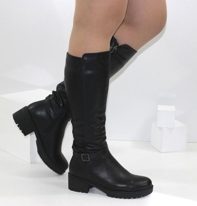 чоботи жіночі зимові