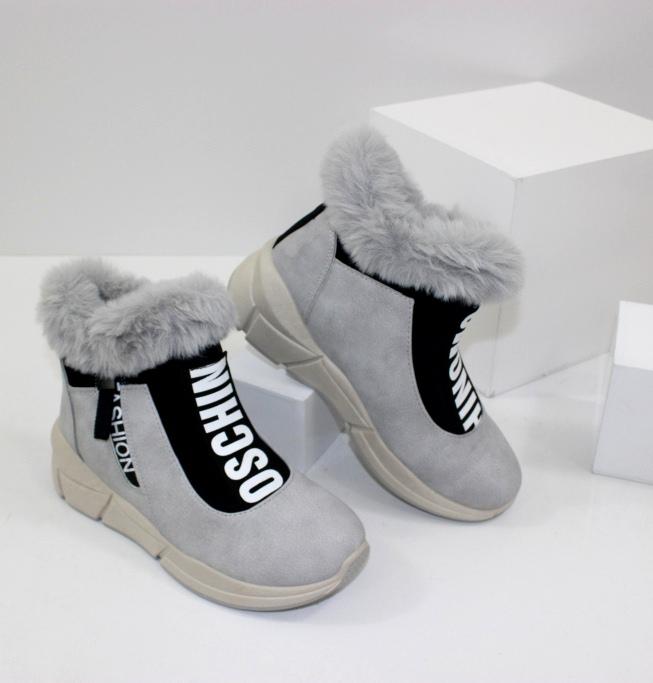 Купить модные зимние ботинки на шнуровке недорого в интернете городок
