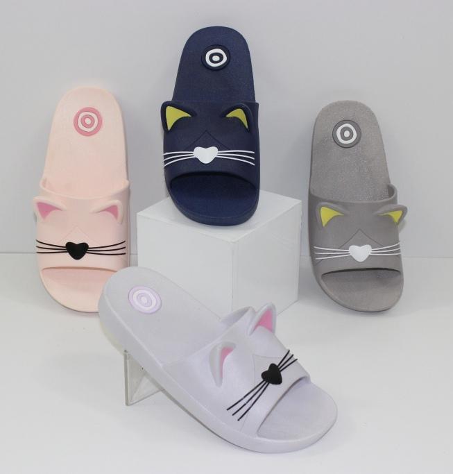 Ляпанці з котиками - модні новинки 2019!