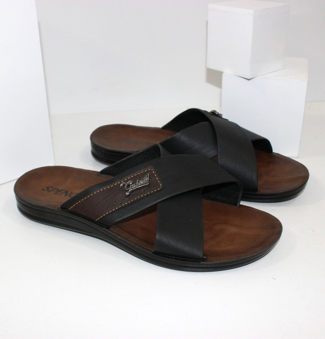 Шлепанцы мужские по доступным ценам - сайт обуви Городок