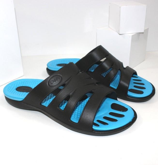Шлепанцы мужские - отличная обувь для жаркого лета!
