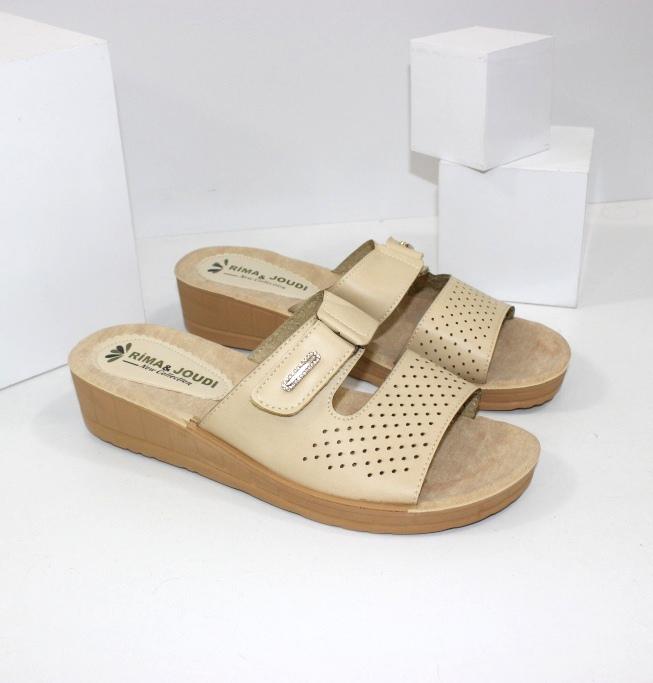 Женские шлепанцы больших размеров на сайте обуви  Городок