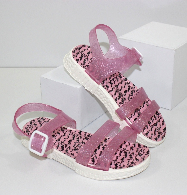 Детские босоножки, шлепанцы, кроксы - самая модная обувь на сайте Городок