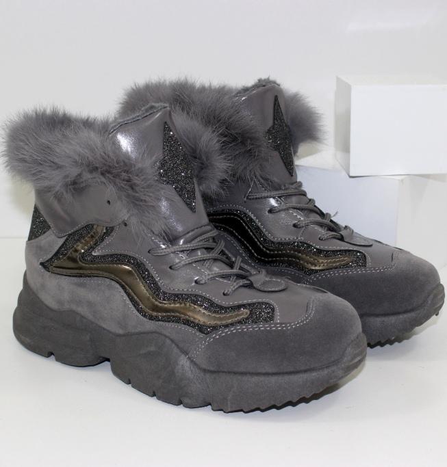 Жіночі зимові черевики - бомба 2019-2020!