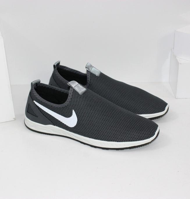 Купить недорого мужские текстильные кроссовки